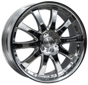 Racing Wheels H-332 Chrome 8.0x18 5x112 ET45 d.73,1